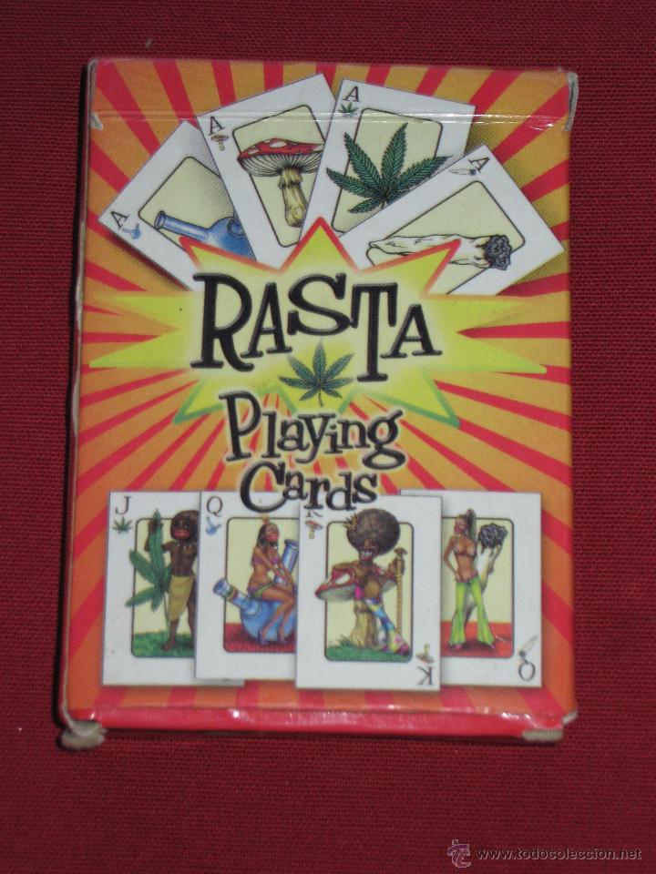 Barajas de cartas: BARAJA CON 54 CARTAS - RASTA - PLAYING CARDS - Foto 5 - 43937043