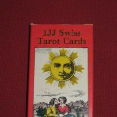 Barajas de cartas: BARAJA DE CARTAS - 1JJ SWISS TAROT CARDS - 1974. Lote 53442652