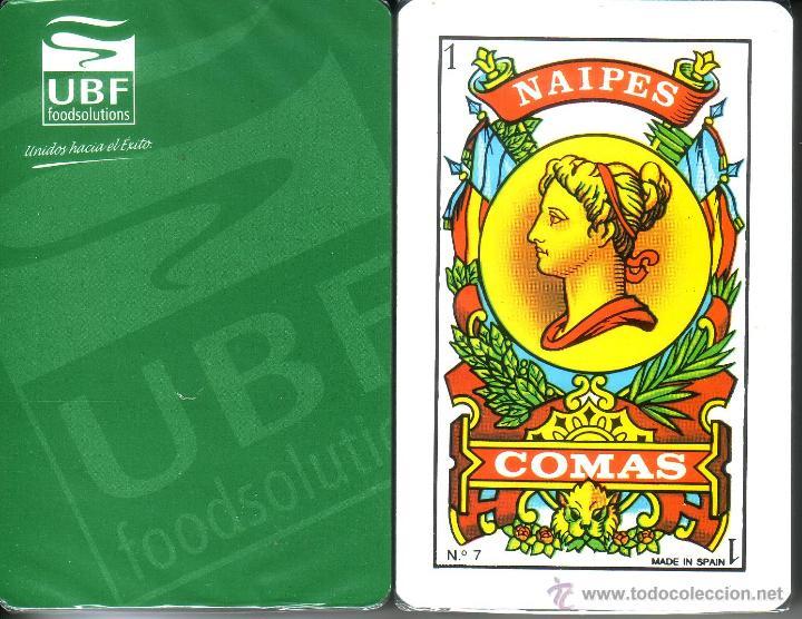 UBF - BARAJA ESPAÑOLA 40 CARTAS (Juguetes y Juegos - Cartas y Naipes - Otras Barajas)