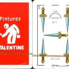 Barajas de cartas: VALENTINE - BARAJA ESPAÑOLA 50 CARTAS. Lote 44118573
