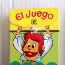 Barajas de cartas: EL JUEGO DE JUAN SIN MIEDO, BARAJA DE EDICIONES RECREATIVAS. Lote 44142381