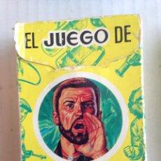 Jeux de cartes: GEYPER MAN, BARAJA DE EDICIONES RECREATIVAS. Lote 44152144
