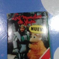 Barajas de cartas: BARAJA DE CARTAS FOUNIER LOS MUNDOS DE YUPI. NUEVA A ESTRENAR. Lote 44195033