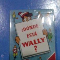 Barajas de cartas: BARAJA DE CARTAS DONDE ESTA WALLY. NUEVA A ESTRENAR. Lote 44195014
