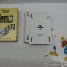 Barajas de cartas: BARAJA DE NAIPES,54 CARTAS,FOURNIER. Lote 148197718