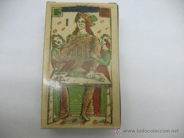 Barajas de cartas: Baraja de cartas Al Mondo Alava,Reproduccion de las Originales propiedad del Museo Fournier - Foto 3 - 44237754