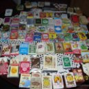 Barajas de cartas: LOTE VARIADISIMO, ANTIGUAS, PUBLICITARIAS, INFANTILES, CLASICAS,TAROT, TIGRES,FUTBOL.SE VENDE LO VEN. Lote 44303212