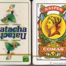 Barajas de cartas: NATACHA KOIPE - BARAJA ESPAÑOLA 40 CARTAS. Lote 44307106