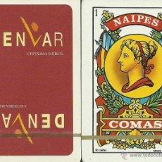 Barajas de cartas: DENVAR - BARAJA ESPAÑOLA 50 CARTAS. Lote 44321521
