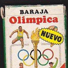 Barajas de cartas: BARAJA INFANTIL OLIMPICA HERACLIO FOURNIER . Lote 44635986