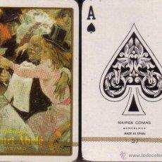 Barajas de cartas: HENRI ABELE CHAMPAGNE - BARAJA DE BRIDGE. Lote 44688100