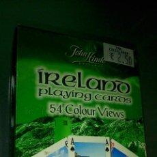 Barajas de cartas: JUEGO DE CARTAS DE IRLANDA. Lote 44703094