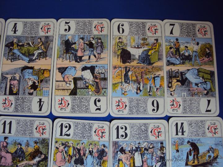 Barajas de cartas: (PA-804)TAROT NOUVEAU GRIMAUD FRANCIA 1890 ADIVINACION OCULTISMO ESOTERISMO BARAJA - Foto 5 - 146604414