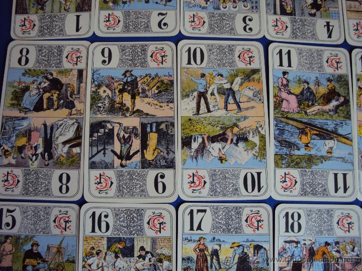 Barajas de cartas: (PA-804)TAROT NOUVEAU GRIMAUD FRANCIA 1890 ADIVINACION OCULTISMO ESOTERISMO BARAJA - Foto 6 - 146604414