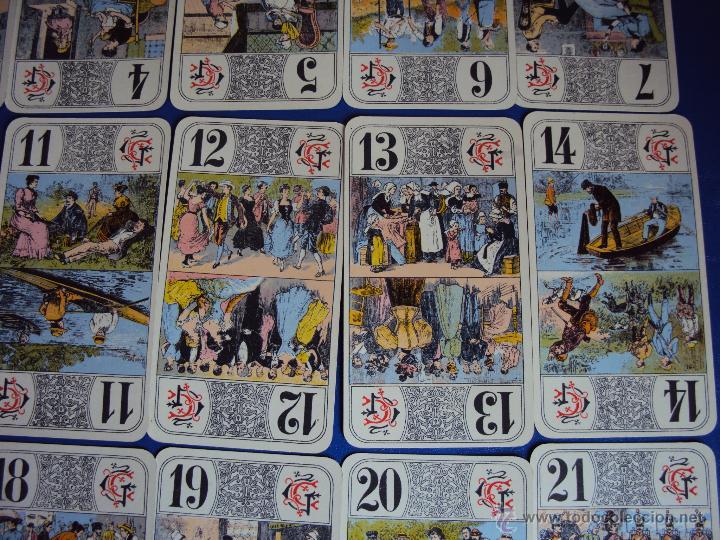 Barajas de cartas: (PA-804)TAROT NOUVEAU GRIMAUD FRANCIA 1890 ADIVINACION OCULTISMO ESOTERISMO BARAJA - Foto 7 - 146604414