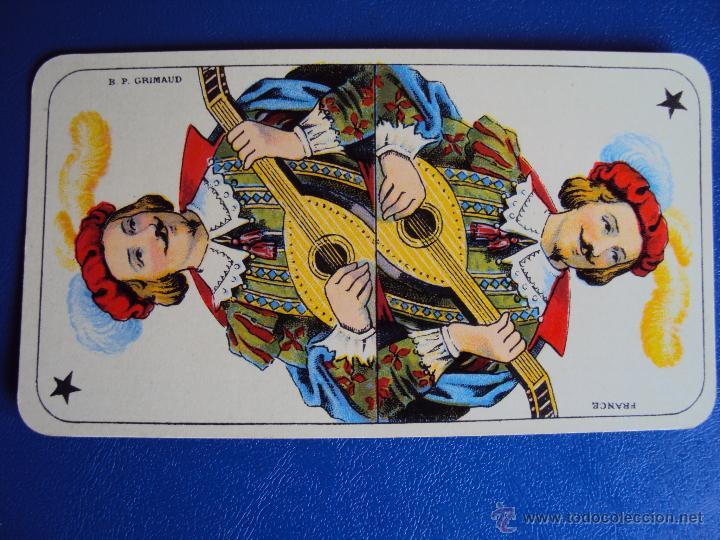 Barajas de cartas: (PA-804)TAROT NOUVEAU GRIMAUD FRANCIA 1890 ADIVINACION OCULTISMO ESOTERISMO BARAJA - Foto 12 - 146604414