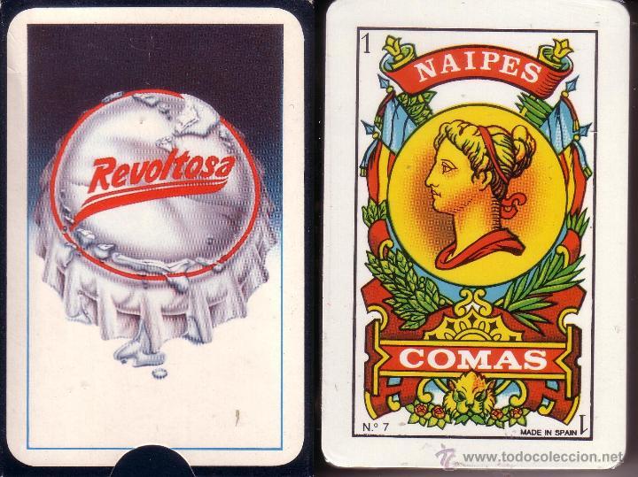 REVOLTOSA GASEOSA - BARAJA ESPAÑOLA 40 CARTAS (Juguetes y Juegos - Cartas y Naipes - Baraja Española)