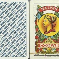 Barajas de cartas: SECO - BARAJA ESPAÑOLA 50 CARTAS. Lote 44799212