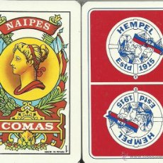 Barajas de cartas: HEMPEL - BARAJA ESPAÑOLA 50 CARTAS. Lote 44812781