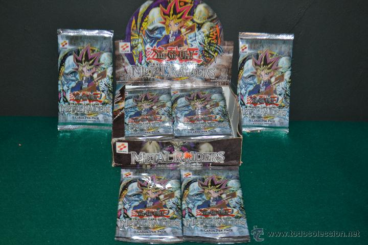 Lote Yu Gi Oh Trading Cards Game 22 Sobres Met Comprar Otras
