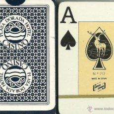 Barajas de cartas: CASINO PLAYA DORADA HOTEL - BARAJA DE POKER. Lote 44888397