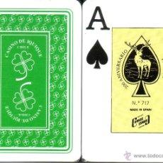 Barajas de cartas: CASINO DE IQUIQUE CHILE - BARAJA DE POKER. Lote 44906308
