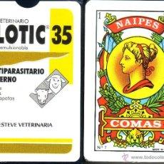 Barajas de cartas: BLOTIC 35 - BARAJA ESPAÑOLA 50 CARTAS. Lote 44922155