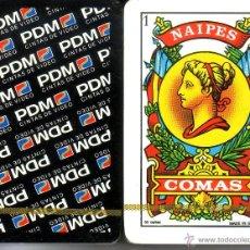 Barajas de cartas: PDM - BARAJA ESPAÑOLA 50 CARTAS. Lote 44922171