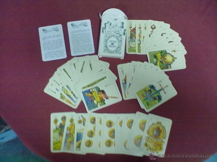 40 CARTAS BARAJA NAIPE VIZCAINO 1979 (Juguetes y Juegos - Cartas y Naipes - Otras Barajas)