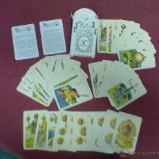 Barajas de cartas: 40 CARTAS BARAJA NAIPE VIZCAINO 1979. Lote 44970711