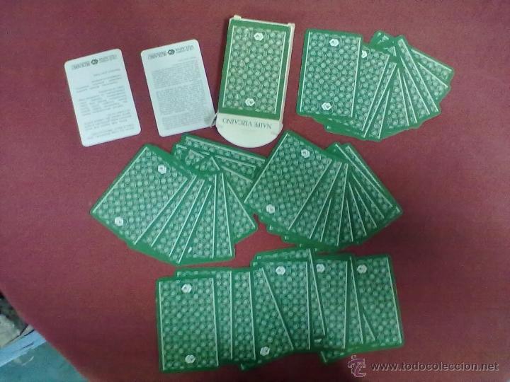 Barajas de cartas: 40 CARTAS BARAJA NAIPE VIZCAINO 1979 - Foto 2 - 44970711