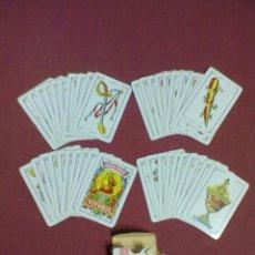 Barajas de cartas: BARAJA NAIPES HERACLIO FOURNIER Nº 1 1962. Lote 44970835