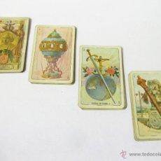 Barajas de cartas: BARAJA ANTIGUA DE LA EXPOSICION IBEROAMERICANA DE SEVILLA DE 1929. Lote 44988664