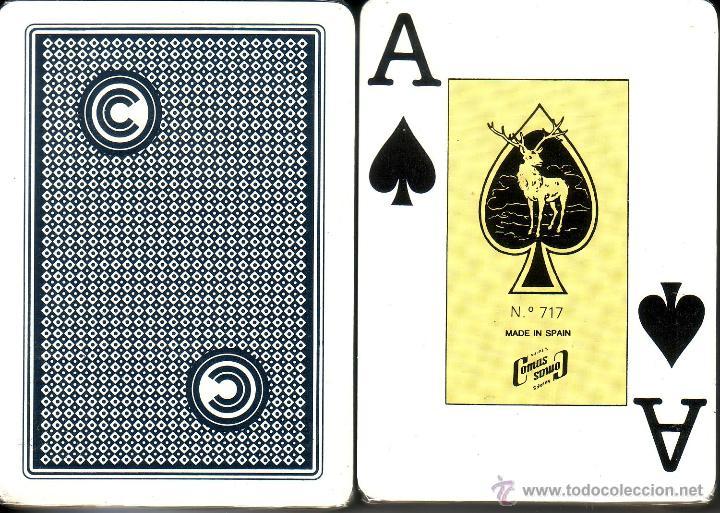 C - BARAJA DE POKER (Juguetes y Juegos - Cartas y Naipes - Barajas de Póker)