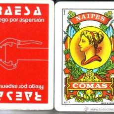 Barajas de cartas: RAESA - BARAJA ESPAÑOLA 40 CARTAS. Lote 45008996