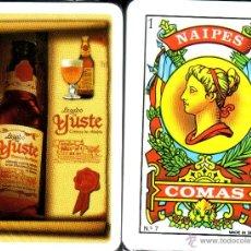 Mazzi di carte: LEGADO DE YUSTE- BARAJA ESPAÑOLA DE 40 CARTAS. Lote 45018733