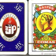 Barajas de cartas: CAFE 3JP - BARAJA ESPAÑOLA DE 40 CARTAS. Lote 45018766