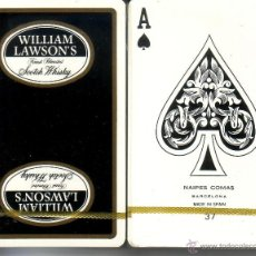 Barajas de cartas: WILLIAM LAWSON'S - BARAJA BRIDGE. Lote 45047422