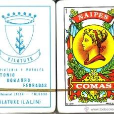 Barajas de cartas: VILATUXE - BARAJA ESPAÑOLA DE 40 CARTAS. Lote 45331690