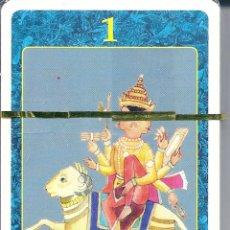 Barajas de cartas: BARAJA TAROT ORBIS - FABRI RBA 2002 NUEVA PRECINTADA SIN ABRIR. Lote 45340715