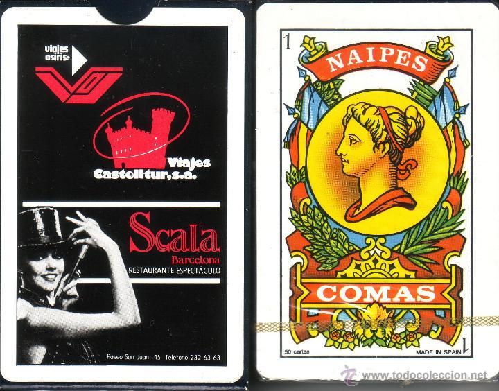SCALA BARCELONA - BARAJA ESPAÑOLA 50 CARTAS (Juguetes y Juegos - Cartas y Naipes - Otras Barajas)