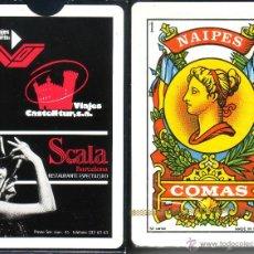 Barajas de cartas: SCALA BARCELONA - BARAJA ESPAÑOLA 50 CARTAS. Lote 45367521