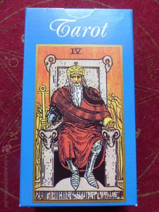 BARAJA DE CARTAS DE TAROT ARTHUR E. WAITE 1910 - PRECINTADO Y CON INSTRUCCIONES - (Juguetes y Juegos - Cartas y Naipes - Barajas Tarot)