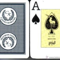 Barajas de cartas: CASINO RORAIMA - BARAJA POKER. Lote 45479215