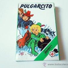 Jeux de cartes: BARAJA INFANTIL HERACLIO FOURNIER PULGARCITO NAIPES CARDS ORIGINAL VINTAGE CARDS BARAJAS. Lote 190869802