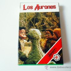 Mazzi di carte: BARAJA CARTAS FOURNIER LOS AURONES 1987 NAIPES D OCON FILMS ALFREEDOM HERACLIO. Lote 151328418