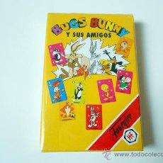 Barajas de cartas: BARAJA CARTAS FOURNIER BUGS BUNNY 1993 NAIPES WARNER BROS ALFREEDOM HERACLIO. Lote 180874026