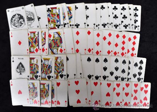 Baraja De Cartas De Poker Heraclio Fournie 53 Comprar Barajas De