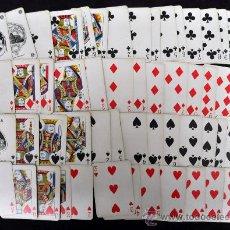 Barajas de cartas: BARAJA DE CARTAS DE POKER HERACLIO FOURNIE, 53 CARTAS FALTA 1. Lote 45614237
