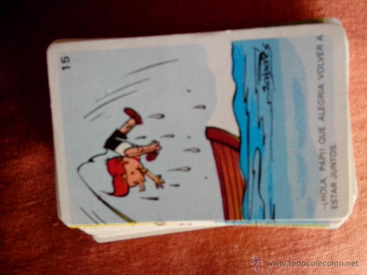 Barajas de cartas: Baraja Comas de Pinocho - Foto 2 - 45666964